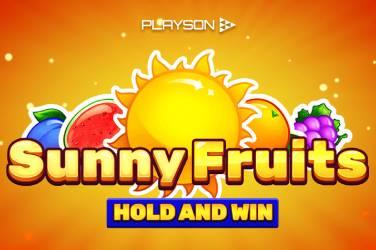 Sunny fruits