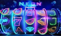 Неоновые игровые автоматы