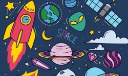 Игровые автоматы на тему космоса